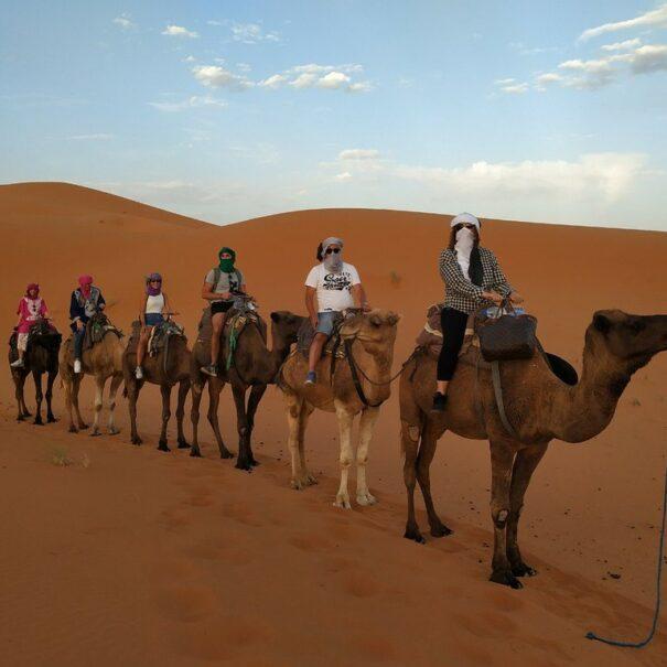 4 días desde Agadir al desierto de Merzouga