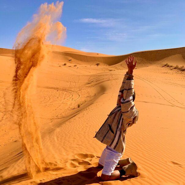 Tour de 6 días en Marruecos desde Casablanca