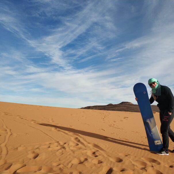 Excursión de 2 días al desierto de Marrakech a Fez