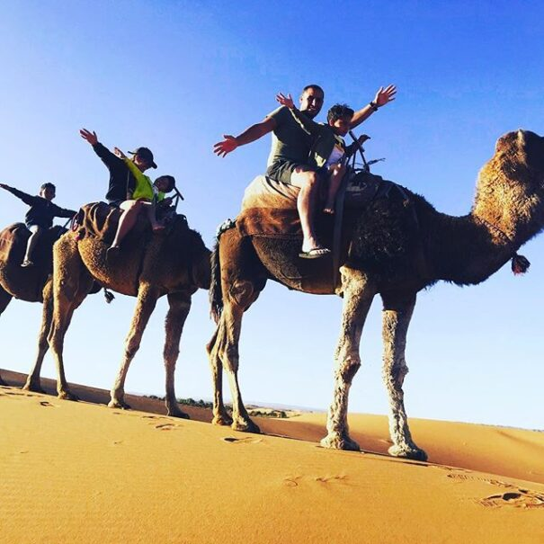 4 days tour from Casablanca itinerary