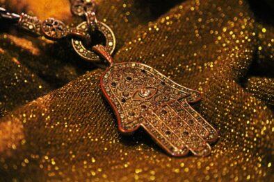 The hand of fatima or khamsa
