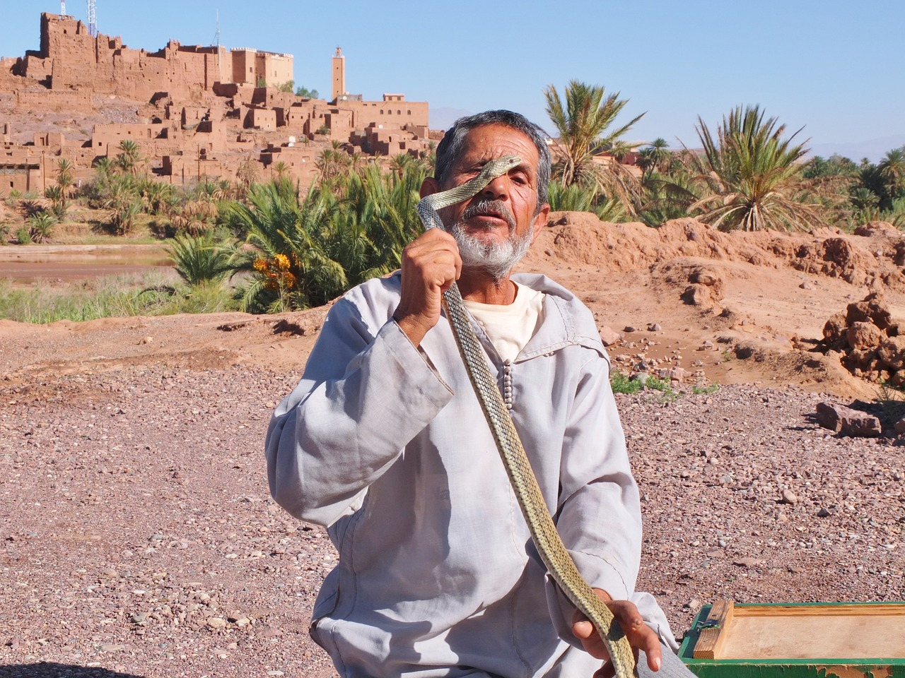 2 days in Morocco from Fes to Merzouga Desert