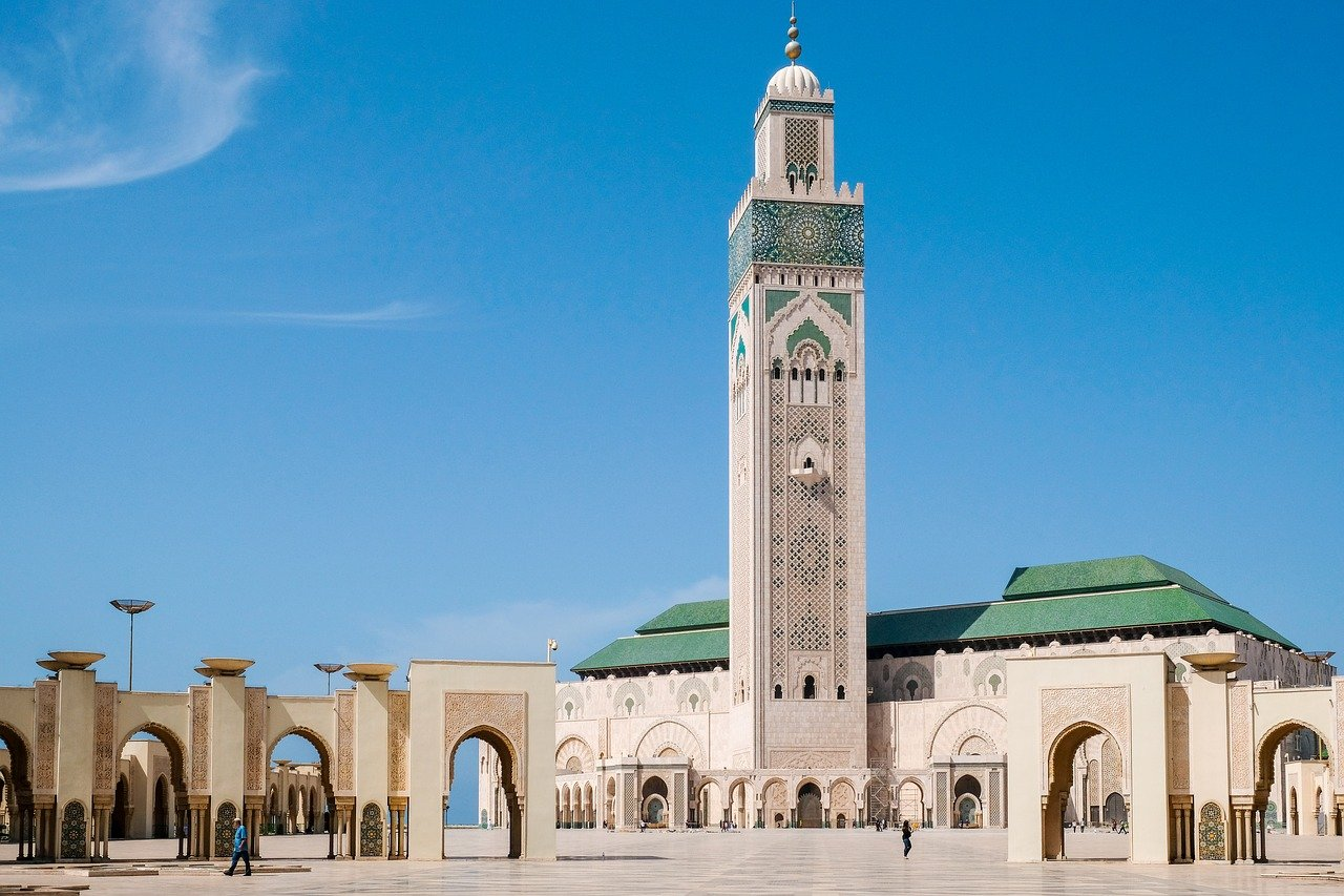 7 days tour from Casablanca itinerary