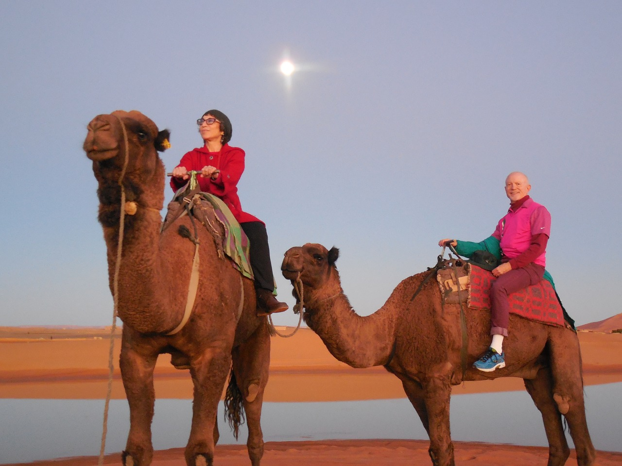 Featured image of our tour of 4 days in Morocco from Marrakech to Fes desert trip