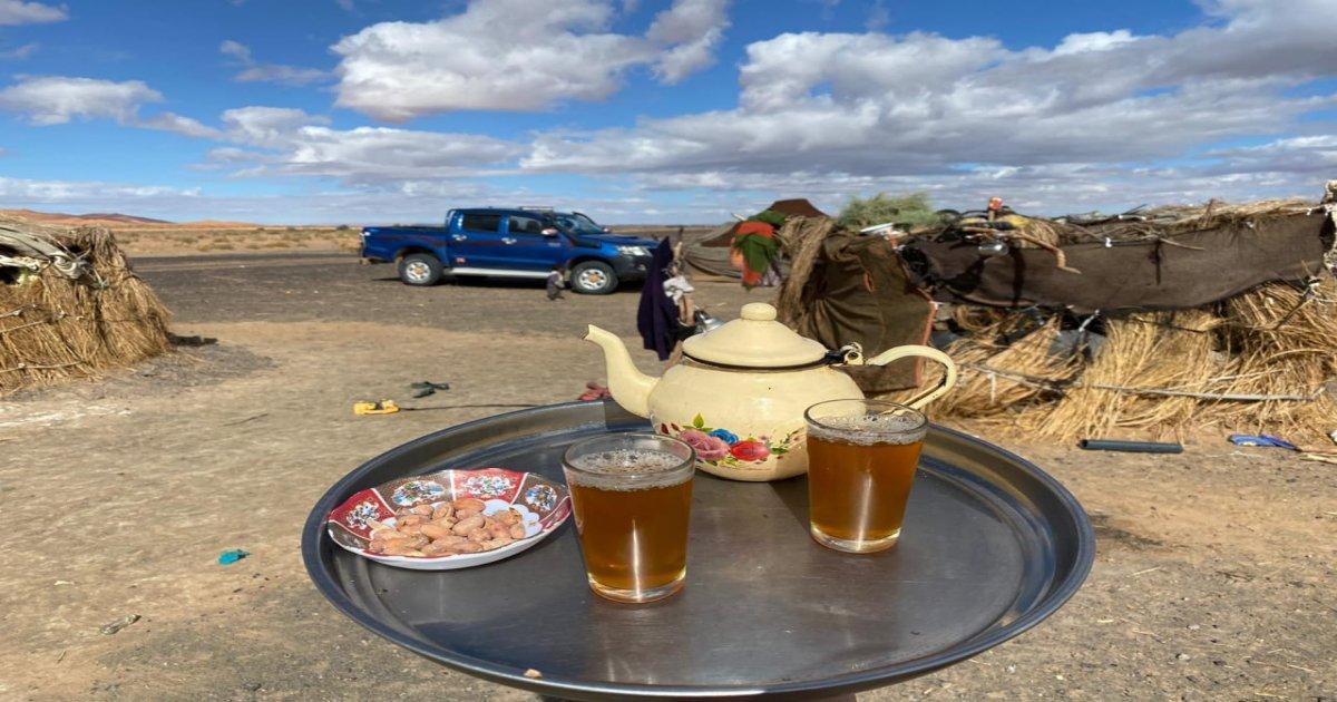5 days tour from Agadir to Merzouga desert
